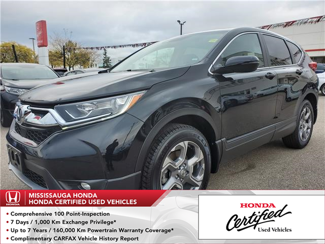 2017 Honda CR-V EX (Stk: HC2556) in Mississauga - Image 1 of 24
