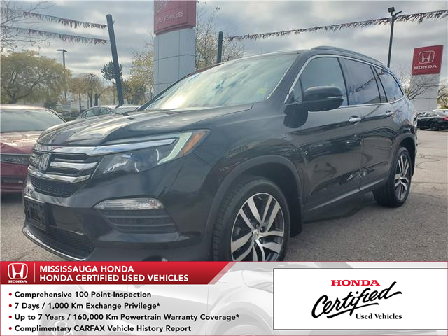 2016 Honda Pilot Touring (Stk: 327120A) in Mississauga - Image 1 of 26