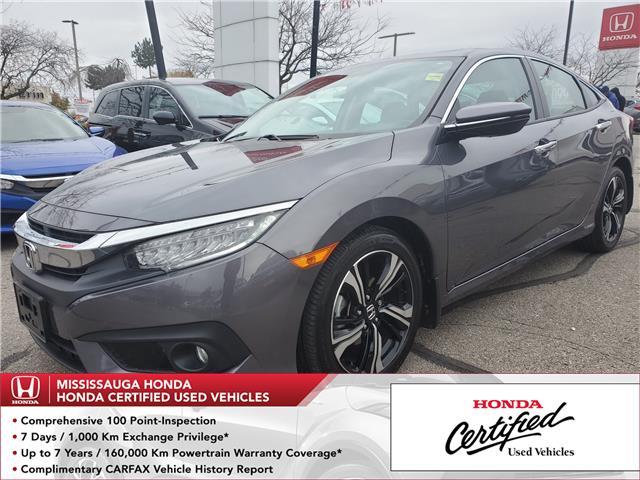 2018 Honda Civic Touring (Stk: HC2574) in Mississauga - Image 1 of 25