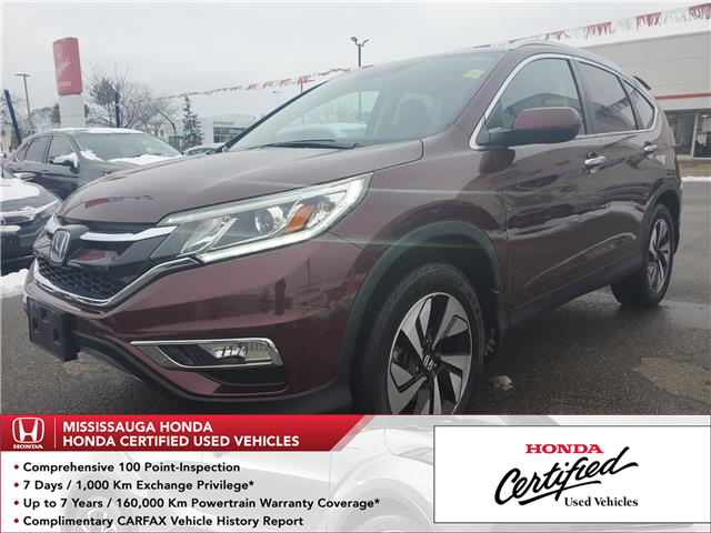 2016 Honda CR-V Touring (Stk: 326487A) in Mississauga - Image 1 of 24