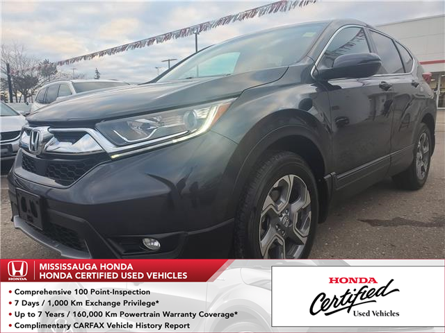 2019 Honda CR-V EX-L (Stk: 326072A) in Mississauga - Image 1 of 25
