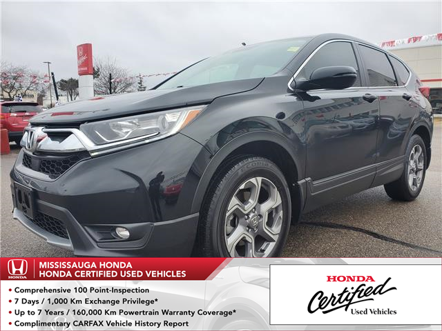 2019 Honda CR-V EX (Stk: HC2595) in Mississauga - Image 1 of 24