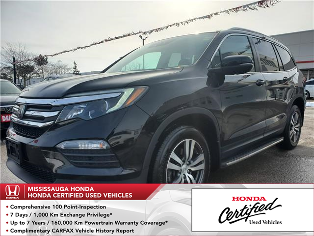 2017 Honda Pilot EX (Stk: 327157A) in Mississauga - Image 1 of 25