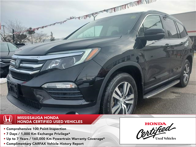 2017 Honda Pilot EX-L RES (Stk: HC2606) in Mississauga - Image 1 of 27