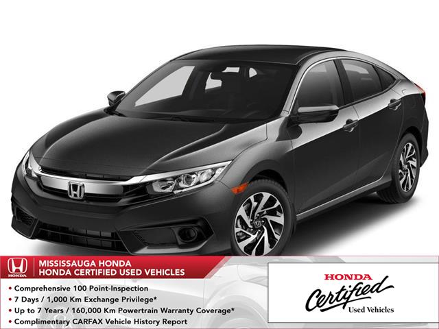2018 Honda Civic SE (Stk: 327669A) in Mississauga - Image 1 of 1