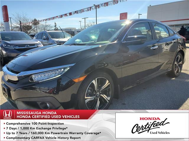 2018 Honda Civic Touring (Stk: HC2612) in Mississauga - Image 1 of 25