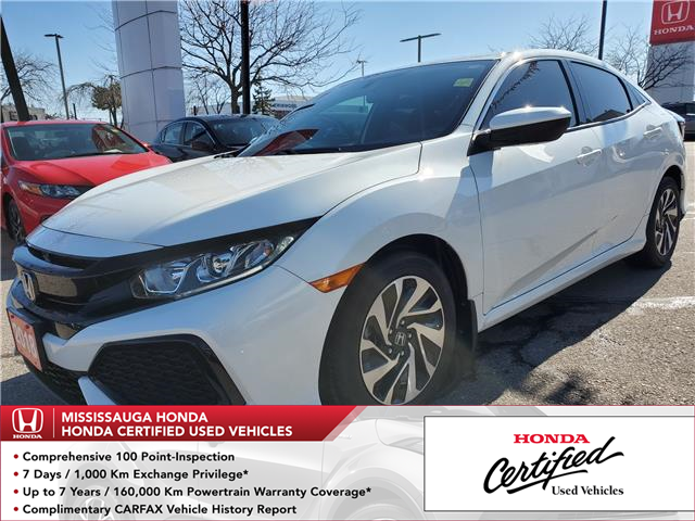 2018 Honda Civic LX (Stk: WC0062A) in Mississauga - Image 1 of 21