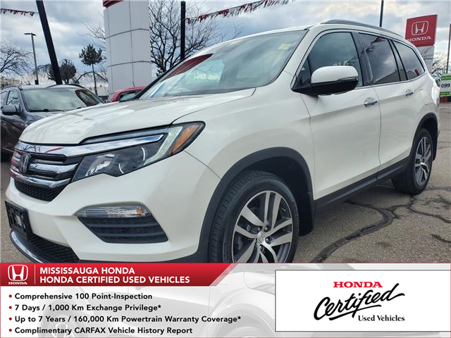 2017 Honda Pilot Touring (Stk: 324352A) in Mississauga - Image 1 of 26