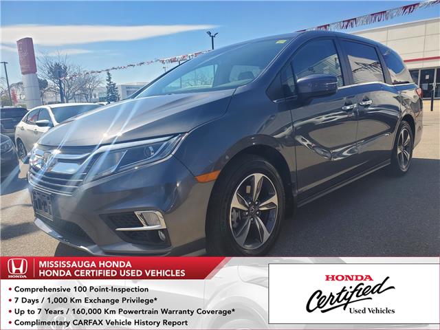 2019 Honda Odyssey EX-L (Stk: HC2636) in Mississauga - Image 1 of 27