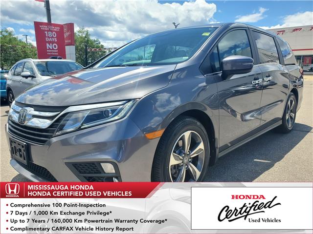 2019 Honda Odyssey EX (Stk: HC2672) in Mississauga - Image 1 of 24