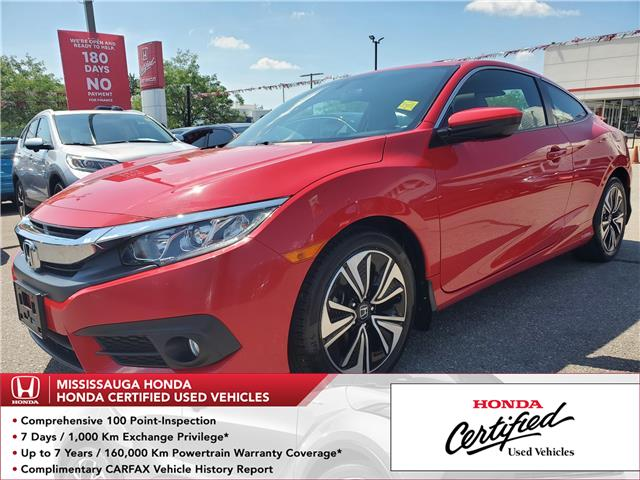 2016 Honda Civic EX-T (Stk: 327926A) in Mississauga - Image 1 of 23