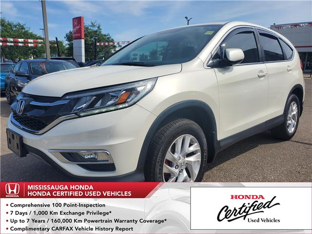 2016 Honda CR-V SE (Stk: 326804A) in Mississauga - Image 1 of 20
