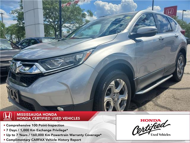 2018 Honda CR-V EX (Stk: 328000A) in Mississauga - Image 1 of 23