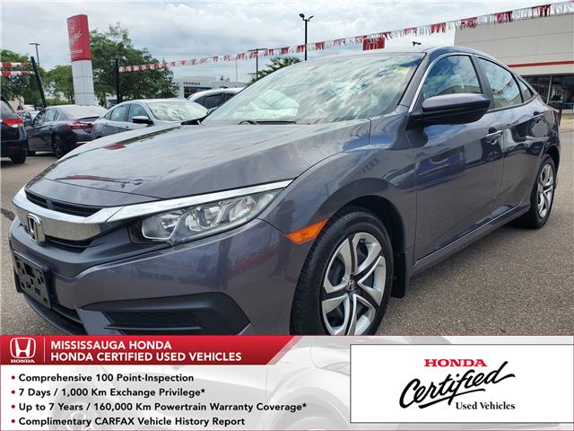 2018 Honda Civic LX (Stk: HC2689) in Mississauga - Image 1 of 21