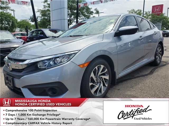 2018 Honda Civic SE (Stk: OP0228) in Mississauga - Image 1 of 21