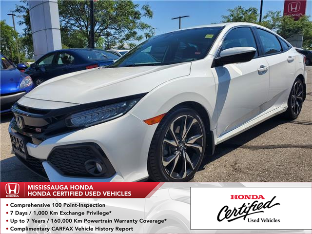 2017 Honda Civic Si (Stk: CP0291) in Mississauga - Image 1 of 26