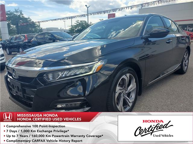2018 Honda Accord EX-L (Stk: 327836A) in Mississauga - Image 1 of 26