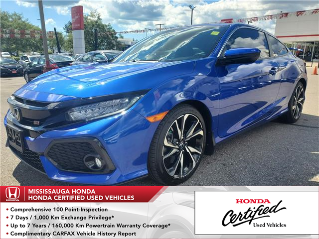 2017 Honda Civic Si (Stk: 327924A) in Mississauga - Image 1 of 25