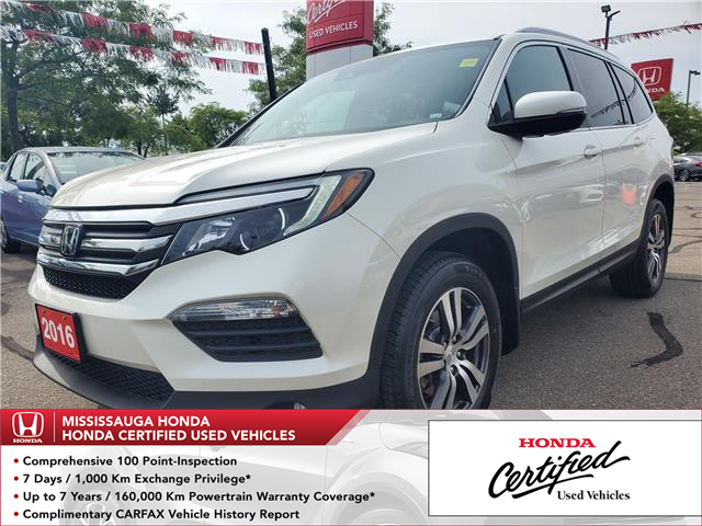 2016 Honda Pilot EX (Stk: 328126A) in Mississauga - Image 1 of 25