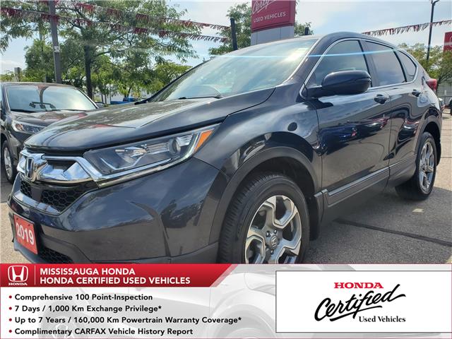 2019 Honda CR-V EX (Stk: HC2731) in Mississauga - Image 1 of 23