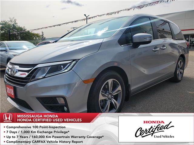 2018 Honda Odyssey EX (Stk: HC2728) in Mississauga - Image 1 of 26