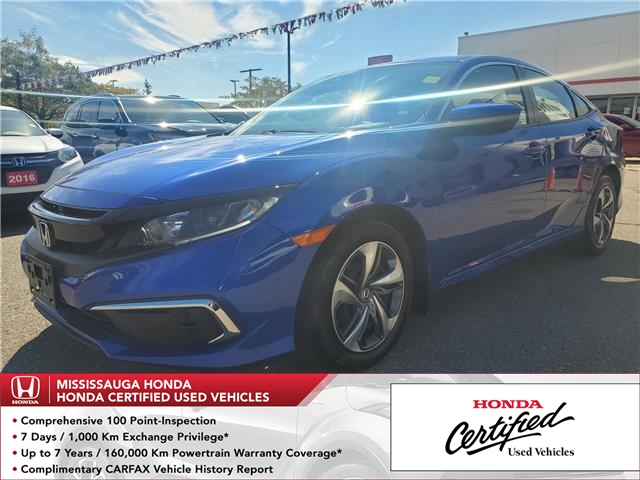 2019 Honda Civic LX (Stk: HC2740) in Mississauga - Image 1 of 20