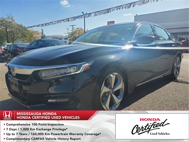 2019 Honda Accord Touring 1.5T (Stk: HC2742) in Mississauga - Image 1 of 26