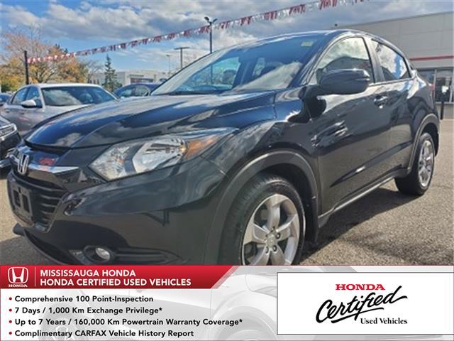 2018 Honda HR-V EX (Stk: CP0324) in Mississauga - Image 1 of 22