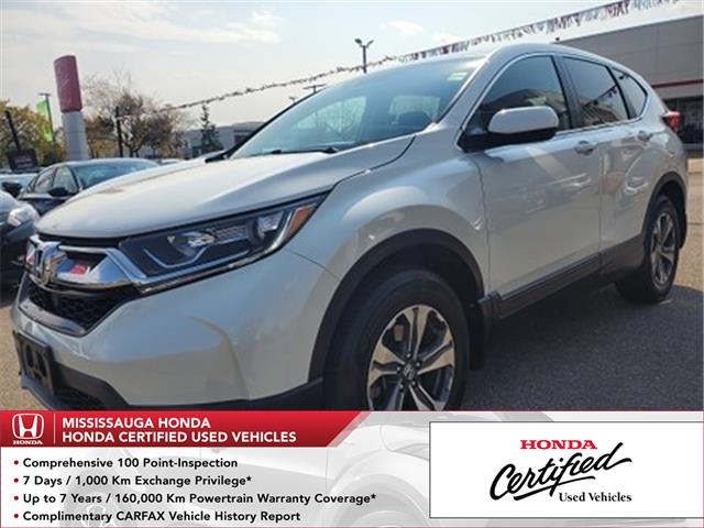 2018 Honda CR-V LX (Stk: 328359A) in Mississauga - Image 1 of 21