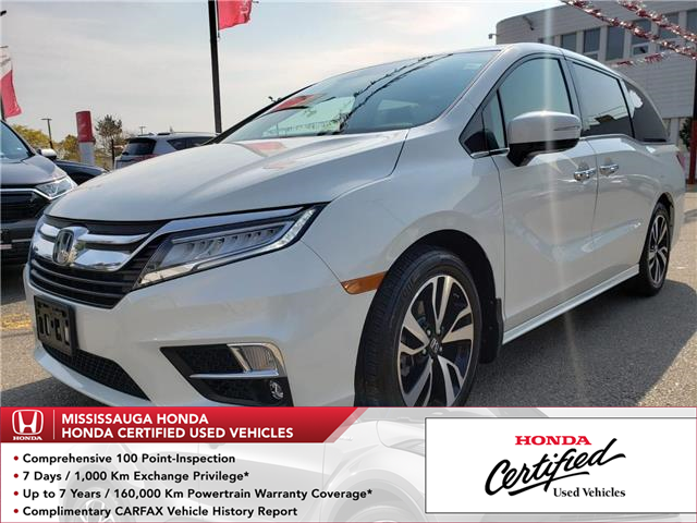 2018 Honda Odyssey Touring (Stk: 328415A) in Mississauga - Image 1 of 25