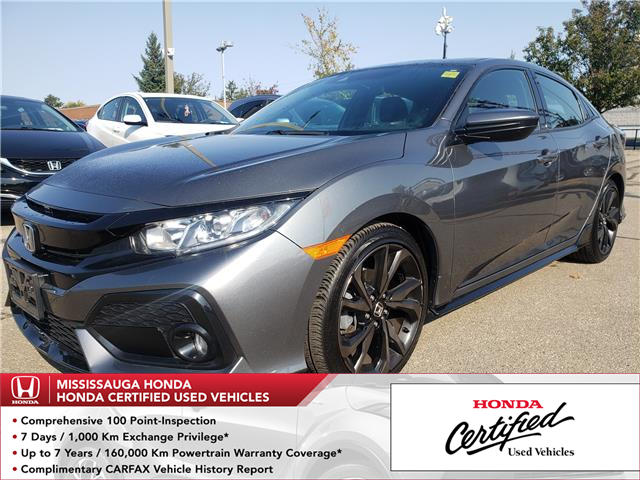 2017 Honda Civic Sport (Stk: 328608A) in Mississauga - Image 1 of 26