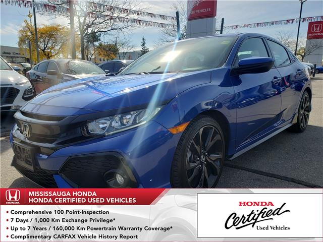 2019 Honda Civic Sport (Stk: HC2761) in Mississauga - Image 1 of 25