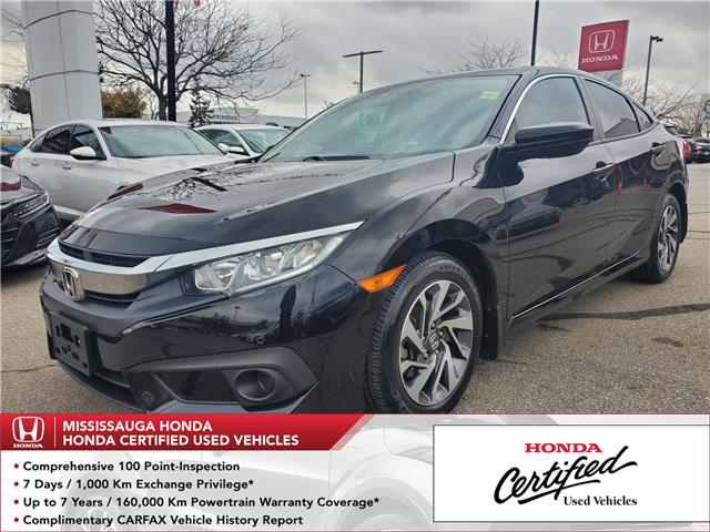 2018 Honda Civic EX (Stk: 328576A) in Mississauga - Image 1 of 23