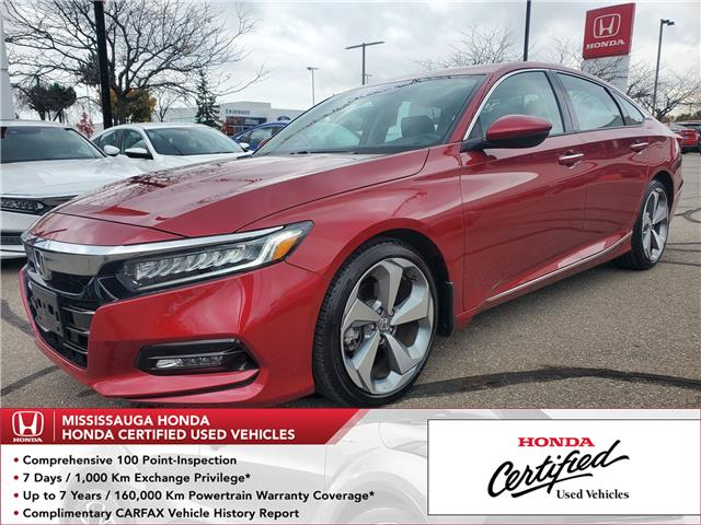 2019 Honda Accord Touring 1.5T (Stk: HC2774) in Mississauga - Image 1 of 25