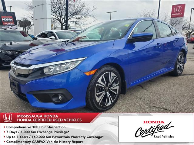 2018 Honda Civic EX-T (Stk: HC2770) in Mississauga - Image 1 of 23