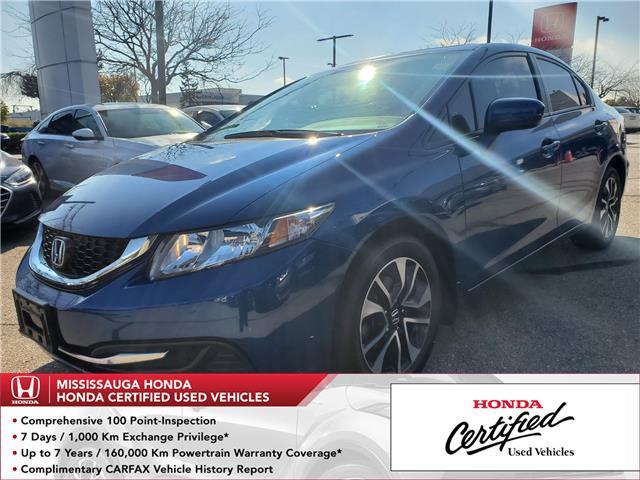 2015 Honda Civic EX (Stk: HC2769) in Mississauga - Image 1 of 21