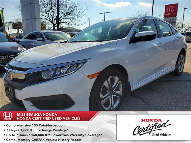 2018 Honda Civic LX (Stk: 328226A) in Mississauga - Image 1 of 21