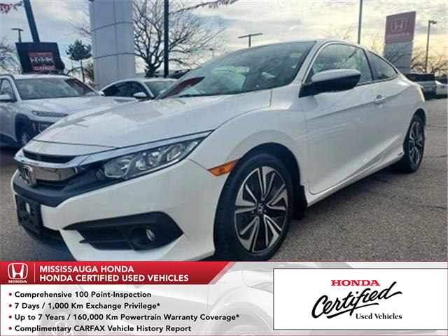 2018 Honda Civic EX-T (Stk: 328475A) in Mississauga - Image 1 of 23