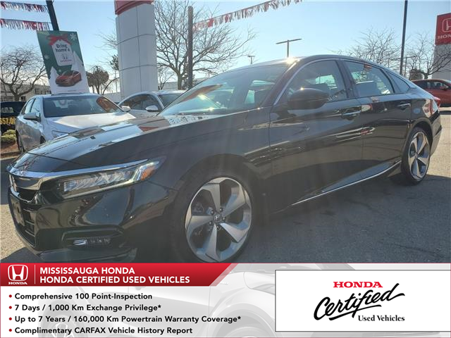 2019 Honda Accord Touring 2.0T (Stk: 328705A) in Mississauga - Image 1 of 25