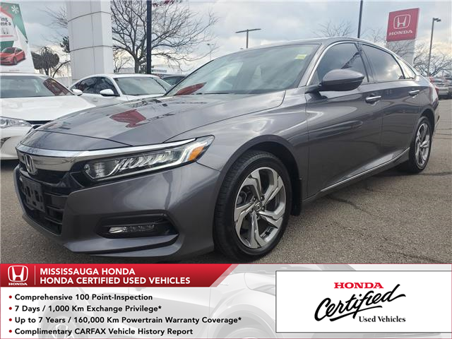 2018 Honda Accord EX-L (Stk: 328043A) in Mississauga - Image 1 of 26