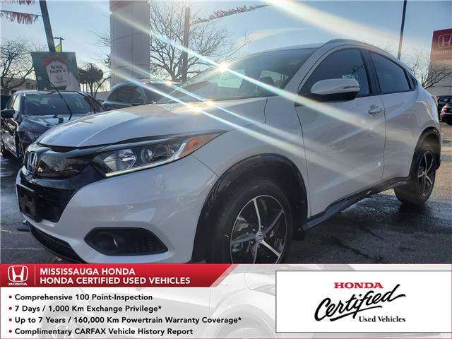 2019 Honda HR-V Sport (Stk: CP0352) in Mississauga - Image 1 of 23