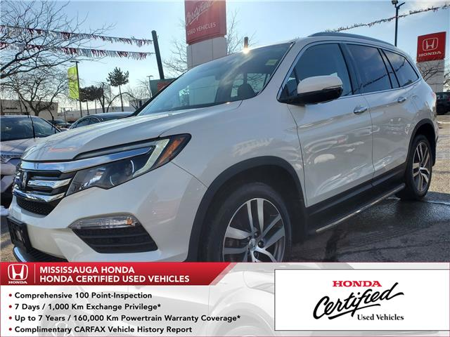 2017 Honda Pilot Touring (Stk: 328522A) in Mississauga - Image 1 of 28