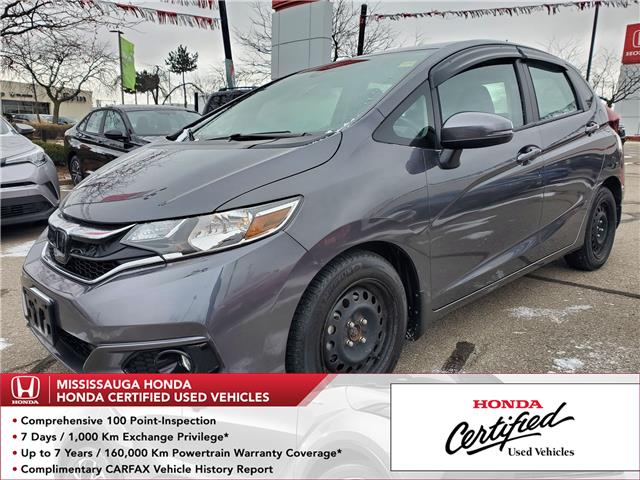 2019 Honda Fit EX-L Navi (Stk: 328157A) in Mississauga - Image 1 of 25