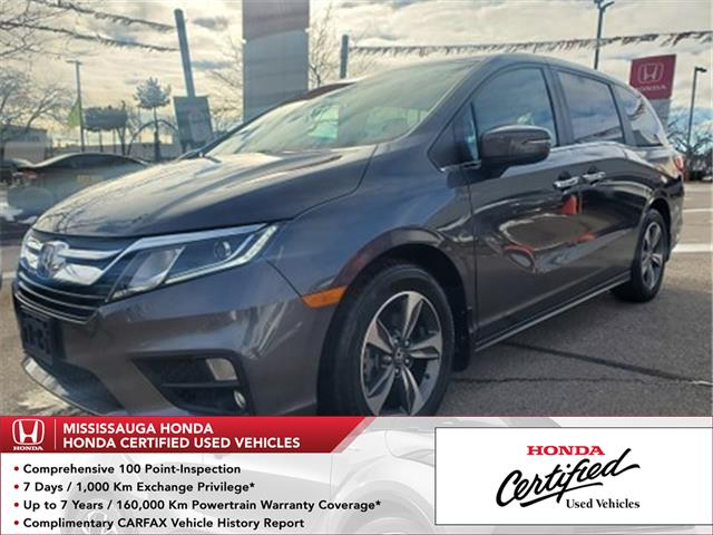 2018 Honda Odyssey EX (Stk: 328607A) in Mississauga - Image 1 of 24