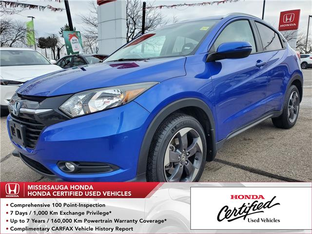 2018 Honda HR-V EX-L (Stk: HC2815) in Mississauga - Image 1 of 23