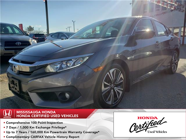2018 Honda Civic EX-T (Stk: HC2819) in Mississauga - Image 1 of 24