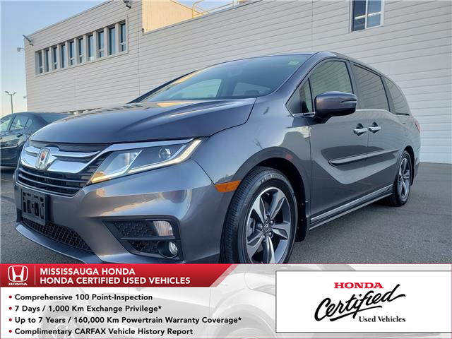 2019 Honda Odyssey EX (Stk: 328127A) in Mississauga - Image 1 of 24