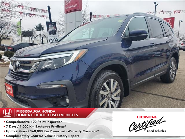 2019 Honda Pilot EX (Stk: 328694A) in Mississauga - Image 1 of 24