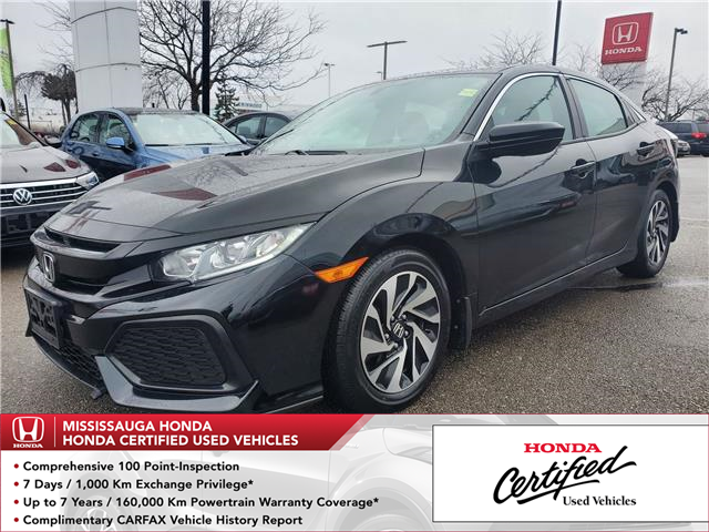 2018 Honda Civic LX (Stk: HC2817) in Mississauga - Image 1 of 22