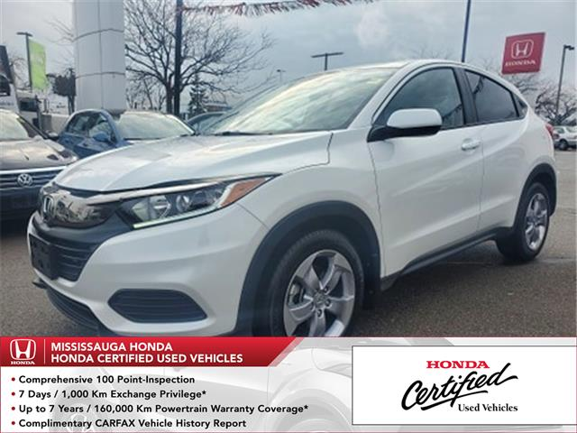 2019 Honda HR-V LX (Stk: HC2821) in Mississauga - Image 1 of 22